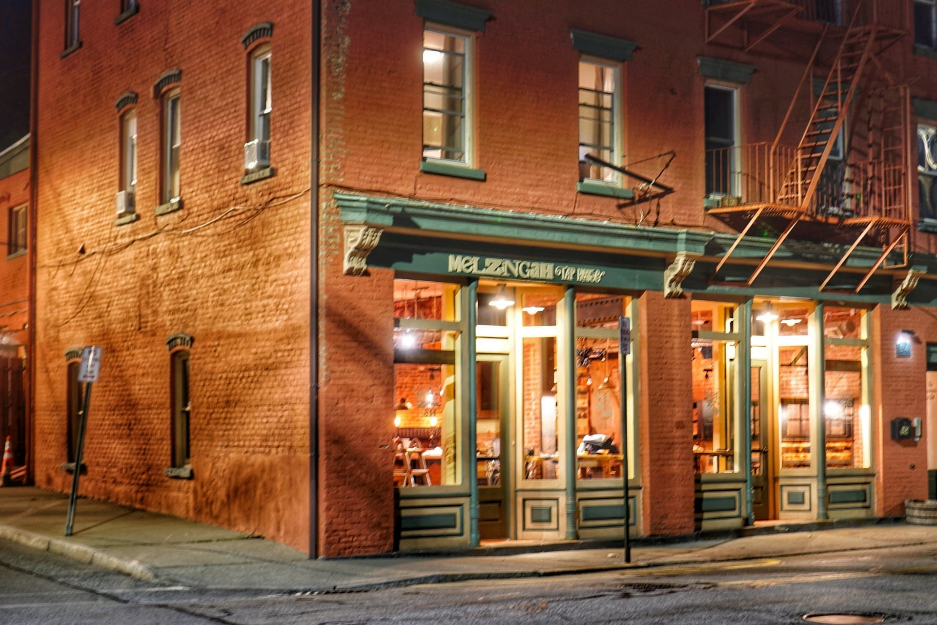 Restaurant & Craft Beer in Beacon NY » Melzingah Tap House